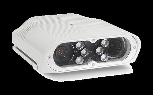 ANPR kamera av fabrikatet Genetec